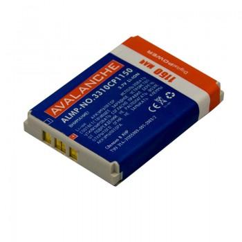 Аккумуляторная батарея Li-Ion 3,7В 1150мА/ч