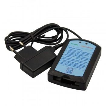 Устройство зарядное к Li-Ion батареям, к регистраторам: 03500.1, 03500P.1