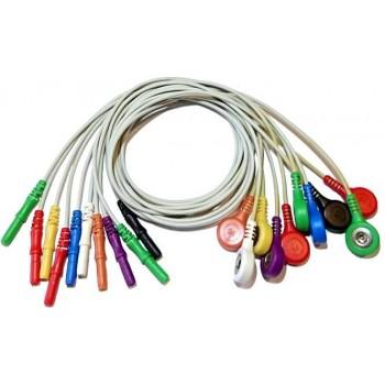 Провода отведений 10A, тип DIN1.5