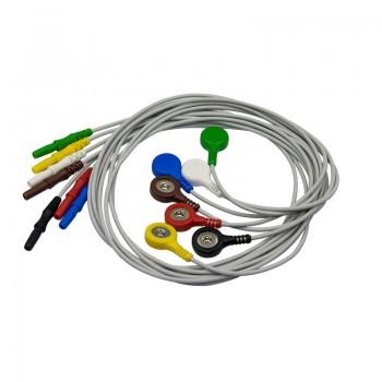 Провода отведений 7С, тип DIN1.5